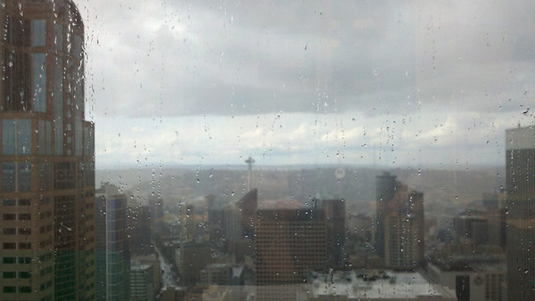 June 1, 2011.View from the office every 3 out of 4 days in 2011.